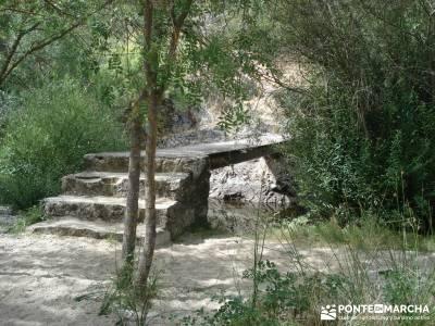 Cañones del Río Cega y  Santa Águeda  – Pedraza;viajes aniversario licencia montaña